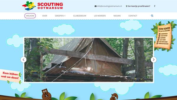 Scouting Ootmarsum